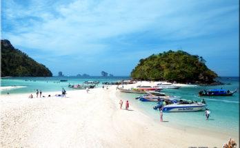 KO PODA (เกาะปอดะ), Krabi