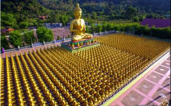 PHUTTHA UTTHAYAN MAKHA BUCHA ANUSORN (พุทธอุทยานมาฆบูชาอนุสรณ์), Nakhon Nayok