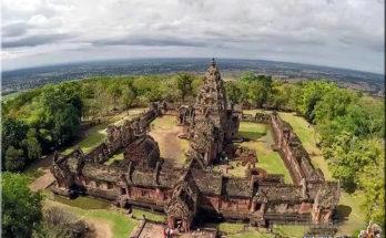 PRASAT HIN PHANOM RUNG (ปราสาทหินพนมรุ้ง), Buriram