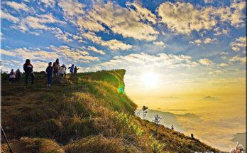 PHU CHEE FAH (ภูชี้ฟ้า), Chiang Rai