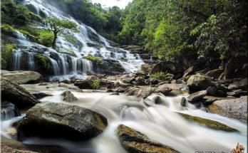 MAE YA WATERFALL (น้ำตกแม่ยะ), Chiang Mai