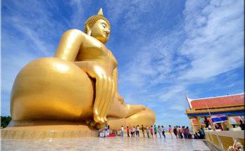 PHRA BUDDHA MAHA NAWAMIN (พระพุทธมหานวมิน), Ang Thong