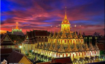 LOHA PRASAT (โลหะปราสาท), Bangkok