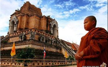 WAT CHEDI LUANG (วัดเจดีย์หลวง), Chiang Mai