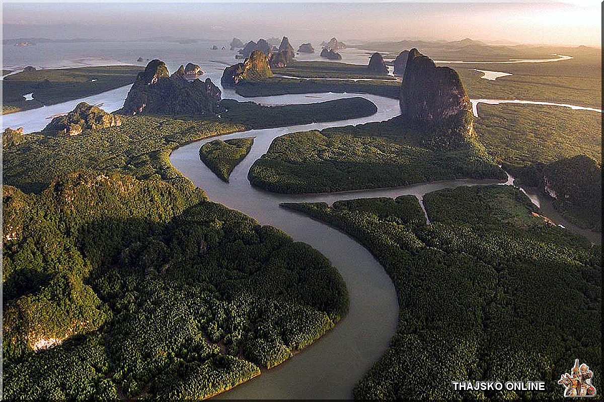 AO PHANG NGA (อ่าวพังงา)