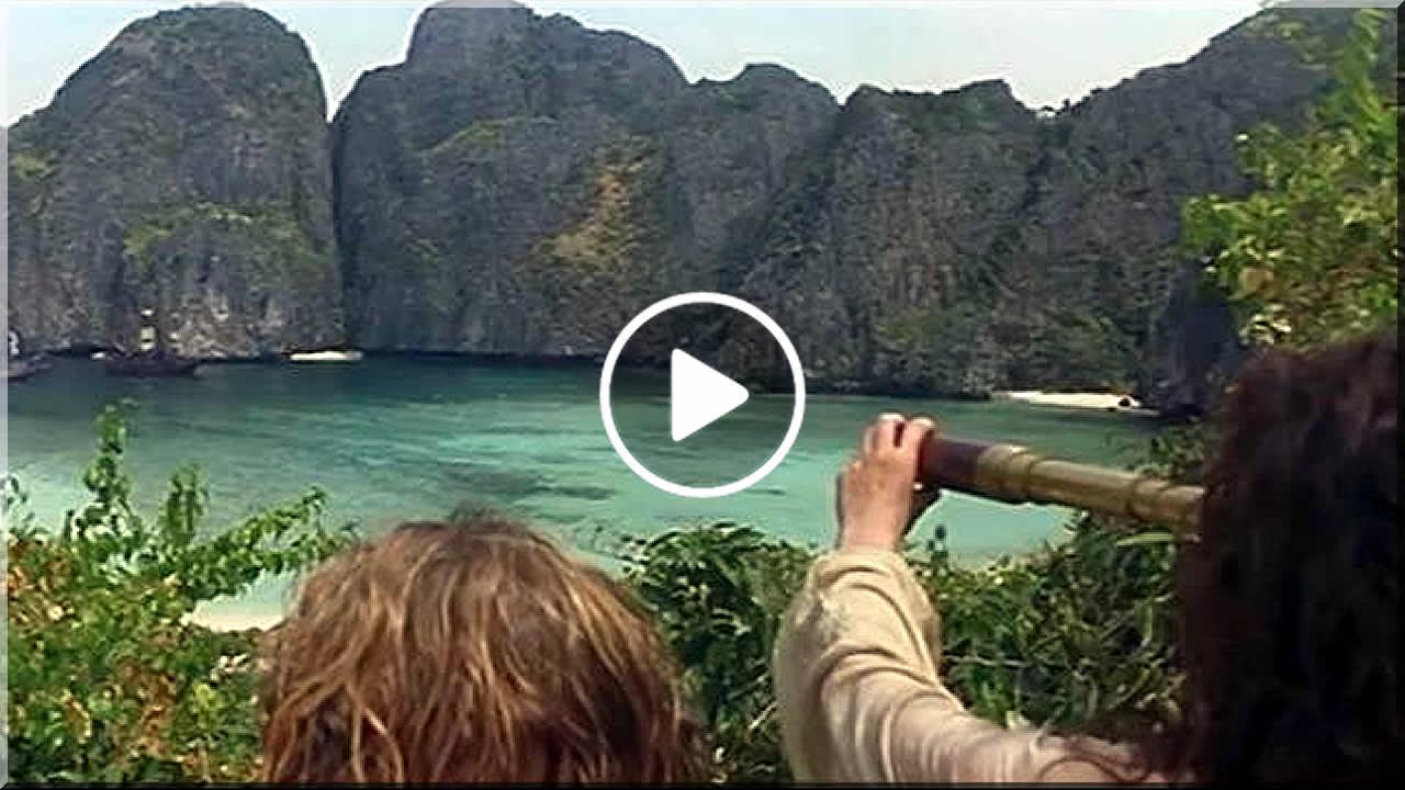 CUTTHROAT ISLAND (1995) - Film který objevil Phi Phi