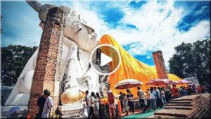 WAT KHUN INTHAPRAMUN (วัดขุนอินทประมูล) – DRUHÝ NEJDELŠÍ BUDDHA V THAJSKU