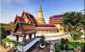 WAT RATCHABOPHIT (วัดราชบพิธ), Bangkok