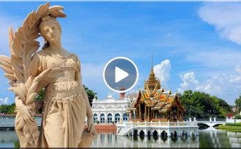 BANG PA-IN PALACE (พระราชวังบางปะอิน) - ZDARMA!