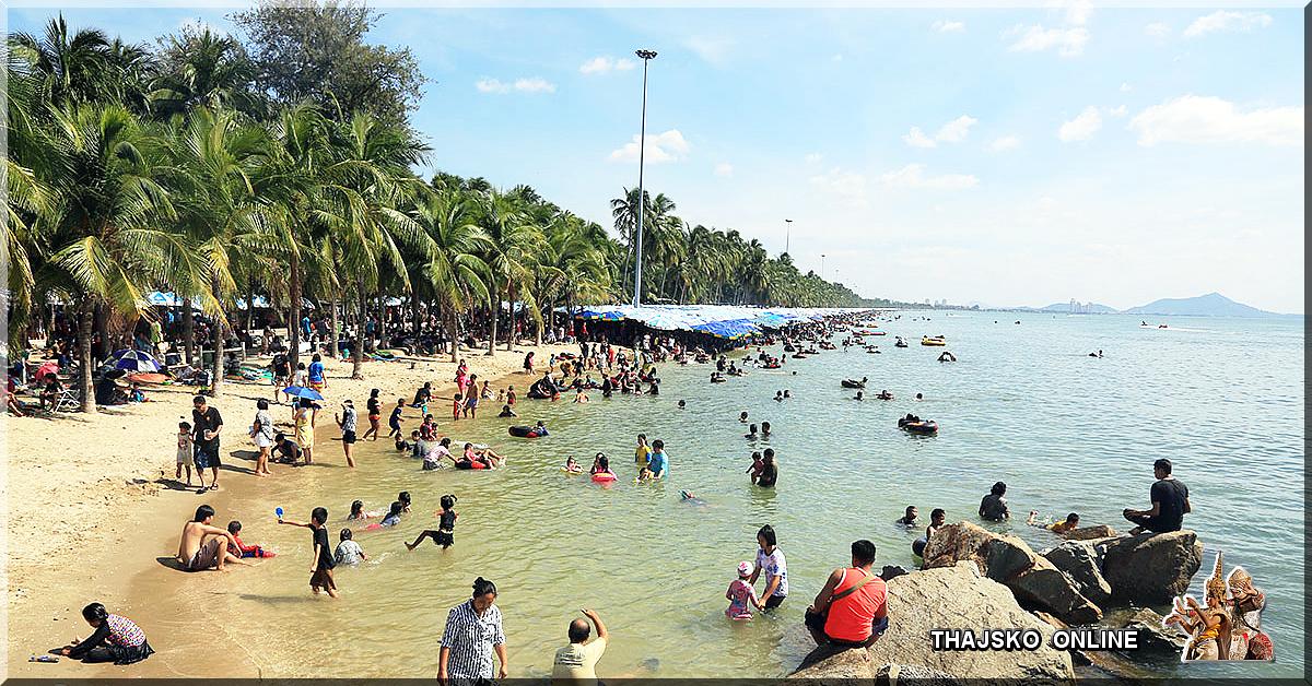 BANG SAEN BEACH (ชายหาดบางแสน), Chonburi