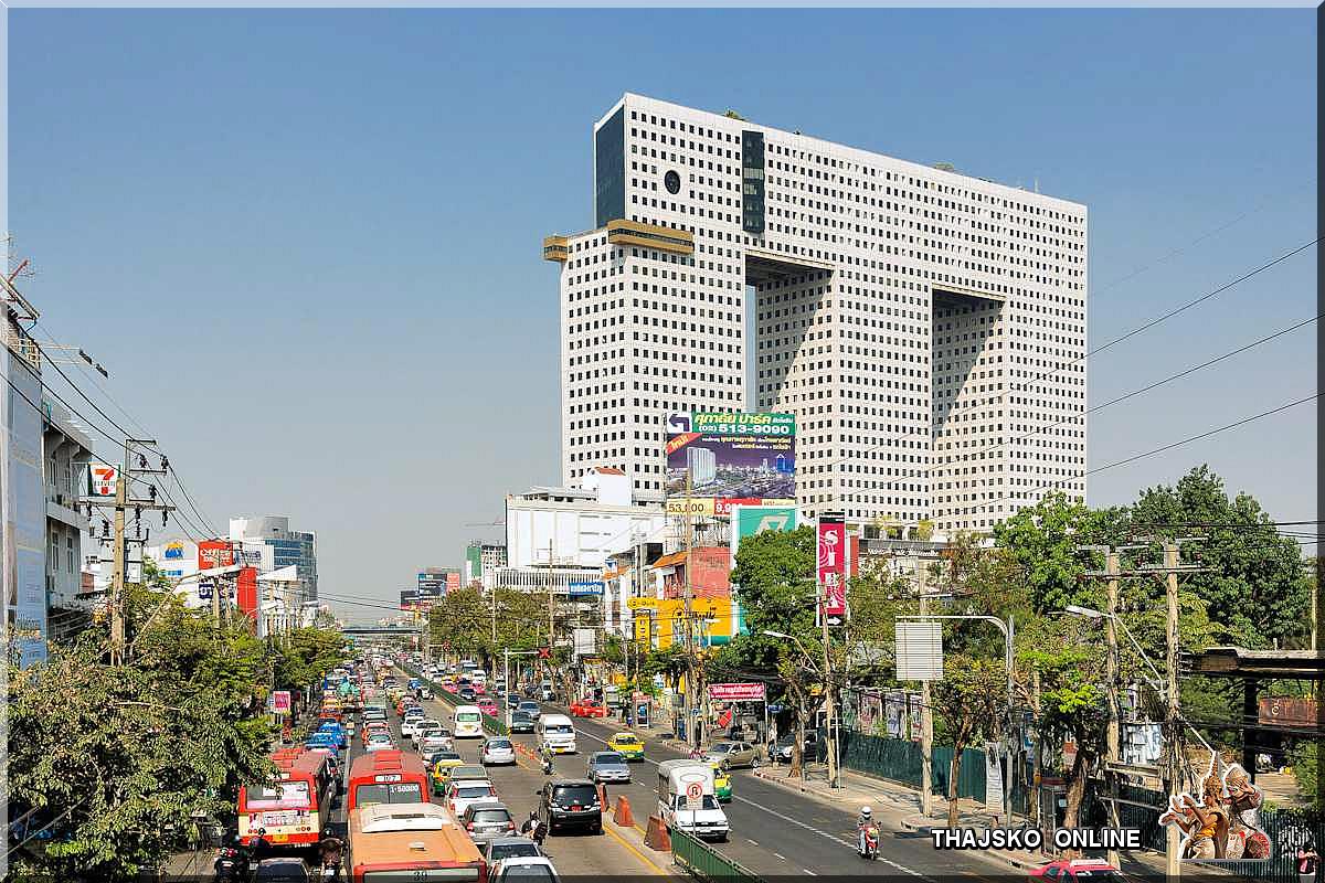 ELEPHANT BUILDING (ตึก ช้าง), Bangkok