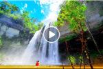 HUAI LUANG WATERFALL (น้ำตกห้วยหลวง), Ubon Ratchathani