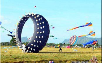 INTERNATIONAL KITE FESTIVAL (ว่าวประเพณีและว่าวนานาชาติ), Satun