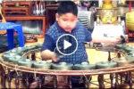 KHONG WONG LEK (ฆ้องวงเล็ก), Kruhové gongy