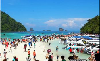 KO TUP (เกาะทับ), Krabi