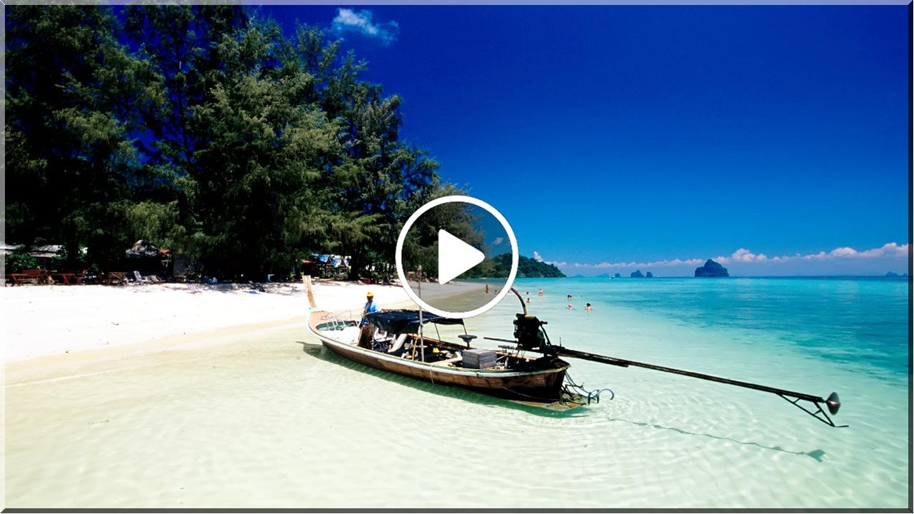 KO KRADAN (เกาะกระดาน), Trang
