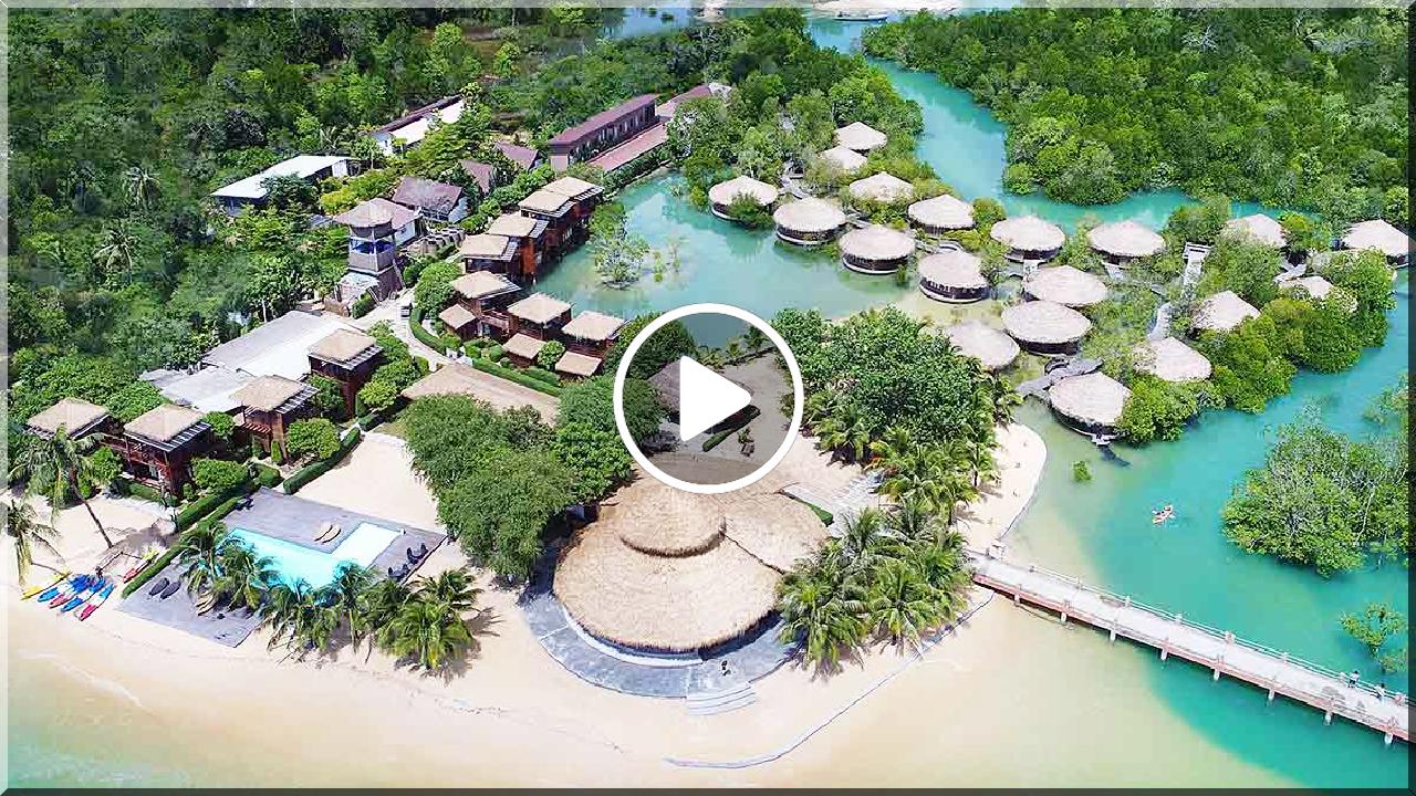 KO PHAYAM (เกาะพยาม), Ranong