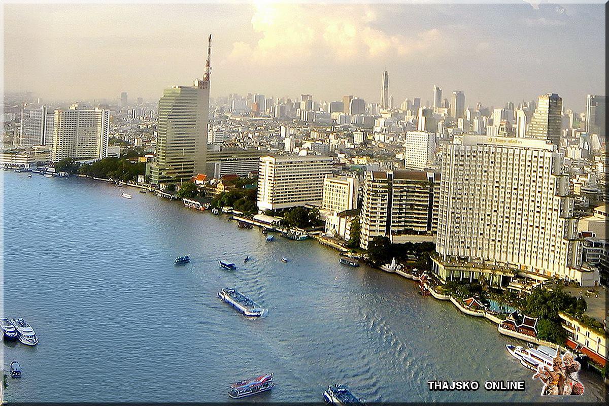 MANDARIN ORIENTAL HOTEL (โรงแรมแมนดาริน โอเรียนเต็ล), Bangkok