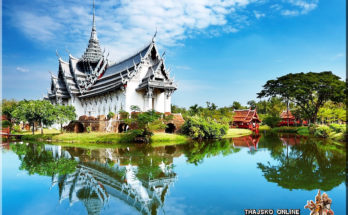 MUANG BORAN (เมืองโบราณ), Samut Prakan