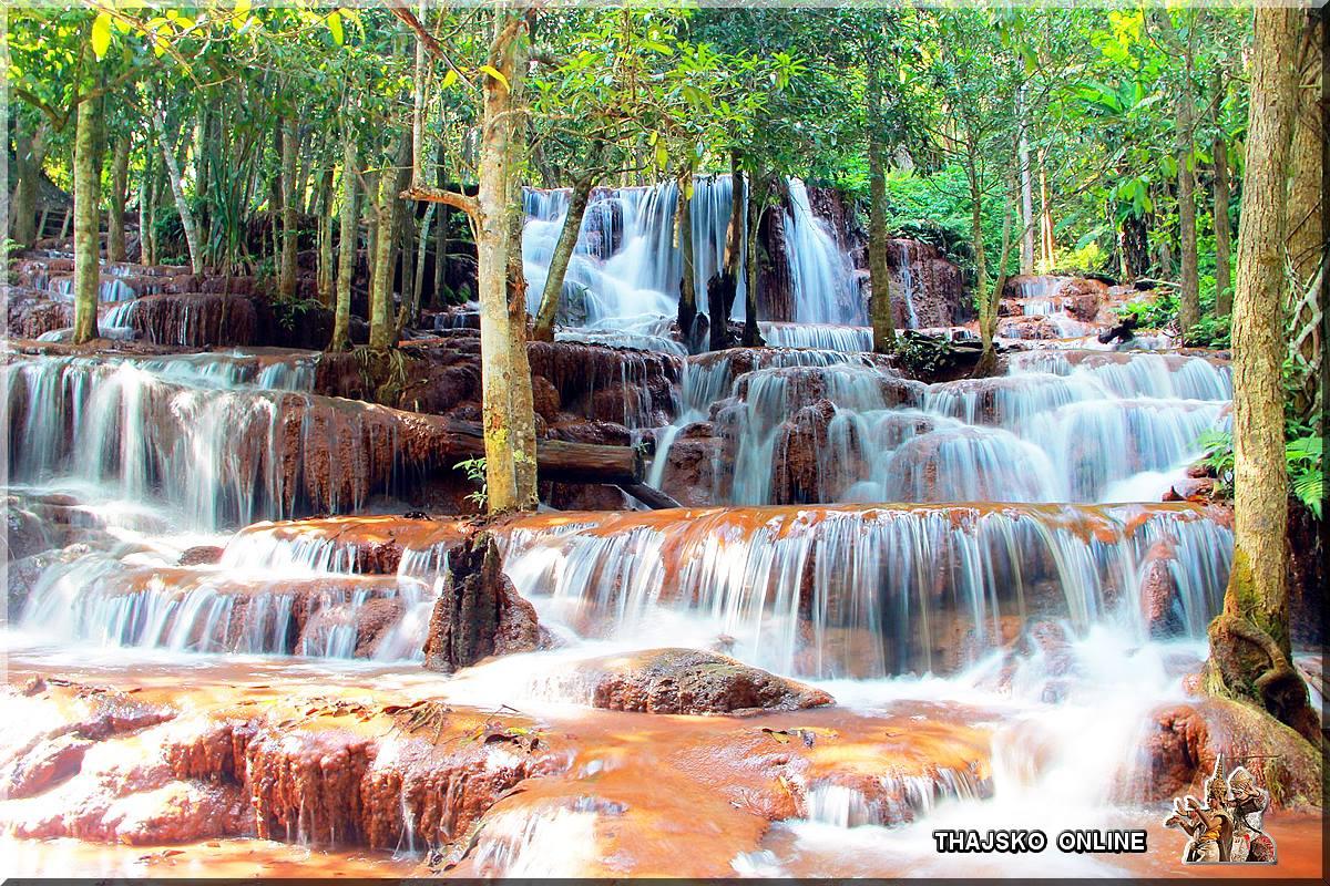 PA WAI WATERFALL (น้ำตกป่าหวาย), Tak