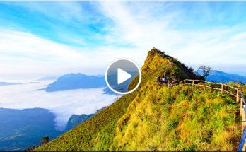 PHU CHI DAO (ภูชี้ดาว), Chiang Rai