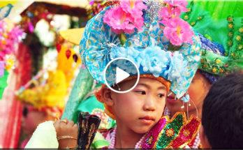 POY SANG LONG FESTIVAL (ประเพณีปอยส่างลอง), Mae Hong Son