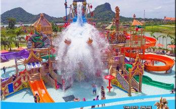 RAMAYANA WATER PARK (สวนน้ำรามายณะ), Pattaya