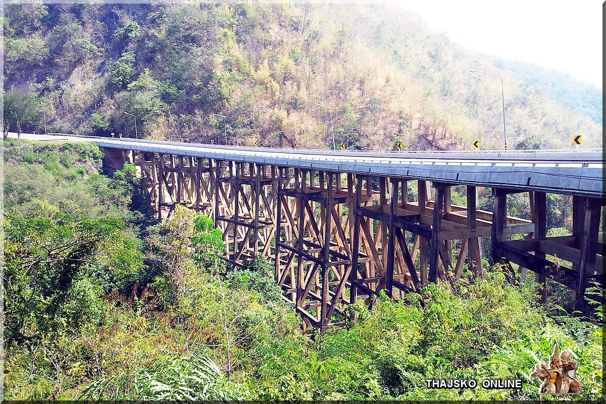 SAPHAN PHOKHUM PHA MUANG (สะพานพ่อขุนผาเมือง), Phetchabun
