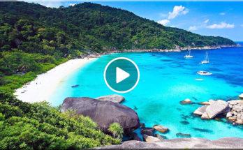 SIMILAN ISLANDS (หมู่เกาะสิมิลัน), Phang Nga