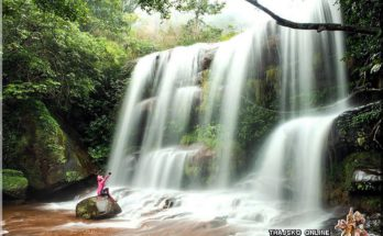 TAD WIMAN THIP WATERFALL (น้ำตกตาดวิมานทิพย์), Bueng Kan