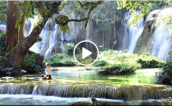 THAN SAWAN WATERFALL (น้ำตกธารสวรรค์), Phayao