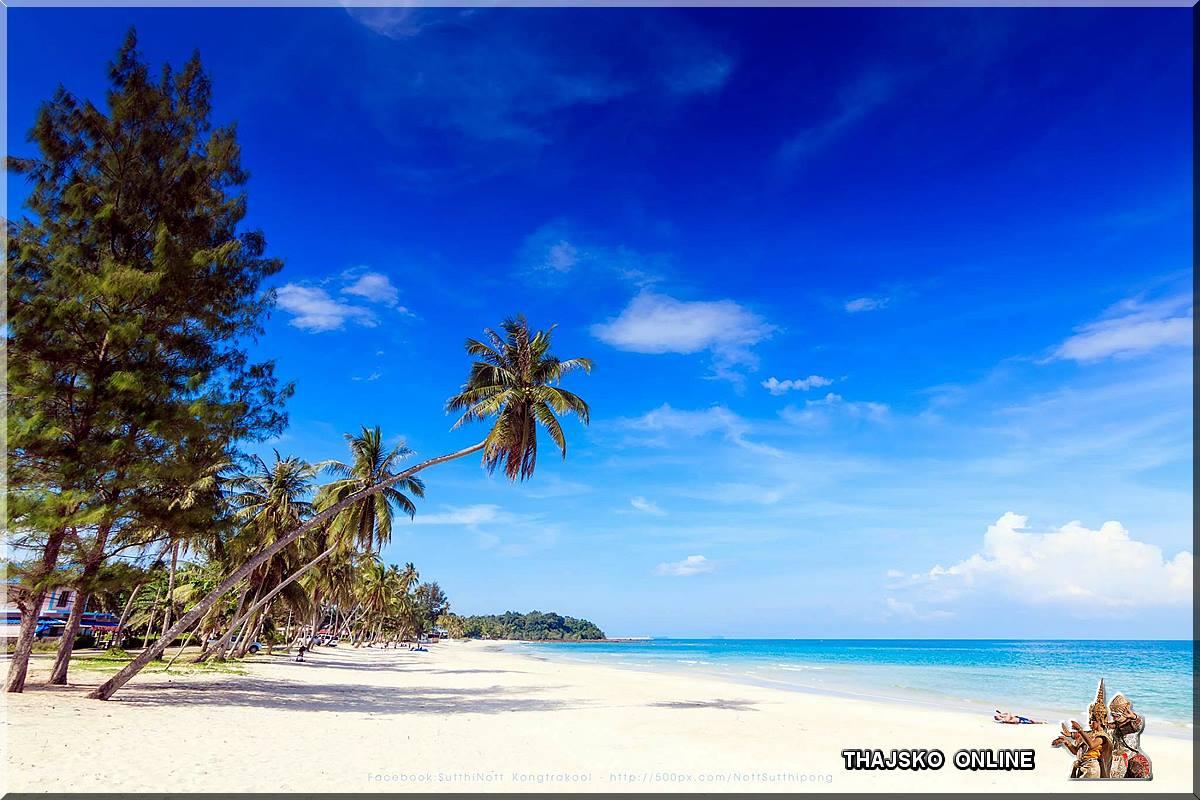 THUNG WUA LAEN BEACH (หาดทุ่งวัวแล่น), Chumphon