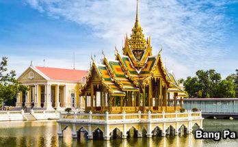 BANG PA IN (บางปะอิน), Ayutthaya