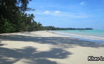 KHAO LAK (เขาหลัก) - pláže