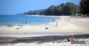 KO LANTA (เกาะลันตา) – pláže