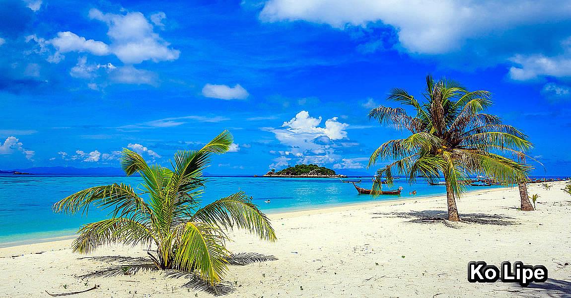 KO LIPE (เกาะหลีเป๊ะ) - pláže