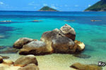 KO TAO (เกาะเต่า) – pláže