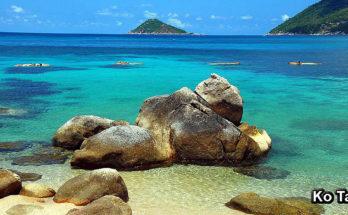 KO TAO (เกาะเต่า) - pláže