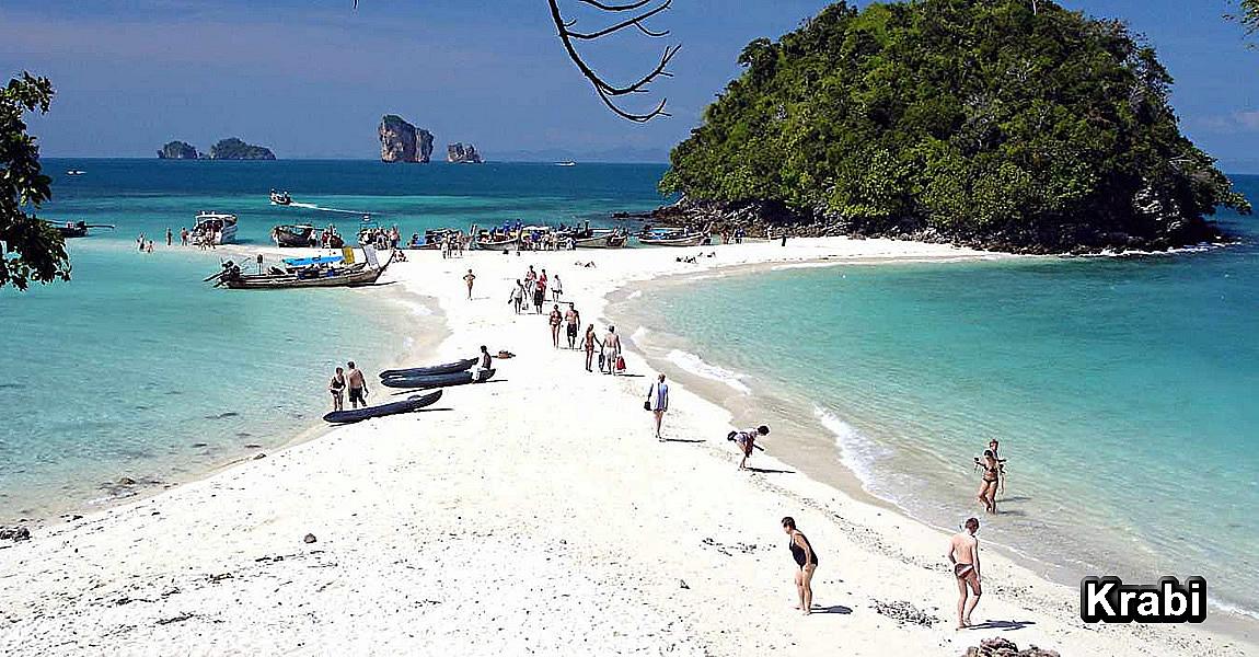 KRABI (กระบี่) - pláže