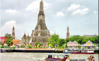 WAT ARUN (วัดอรุณราชวราราม), Bangkok