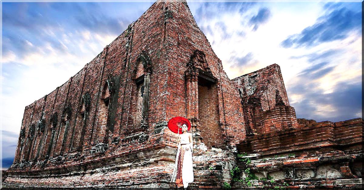 WAT KUDI DAO (วัดกุฎีดาว), Ayutthaya