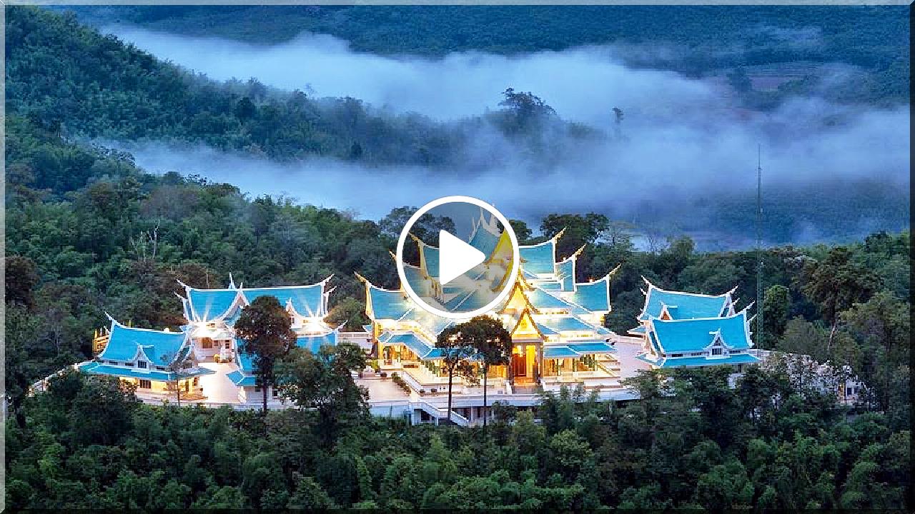 WAT PA PHU KON (วัดป่าภูก้อน), Udon Thani