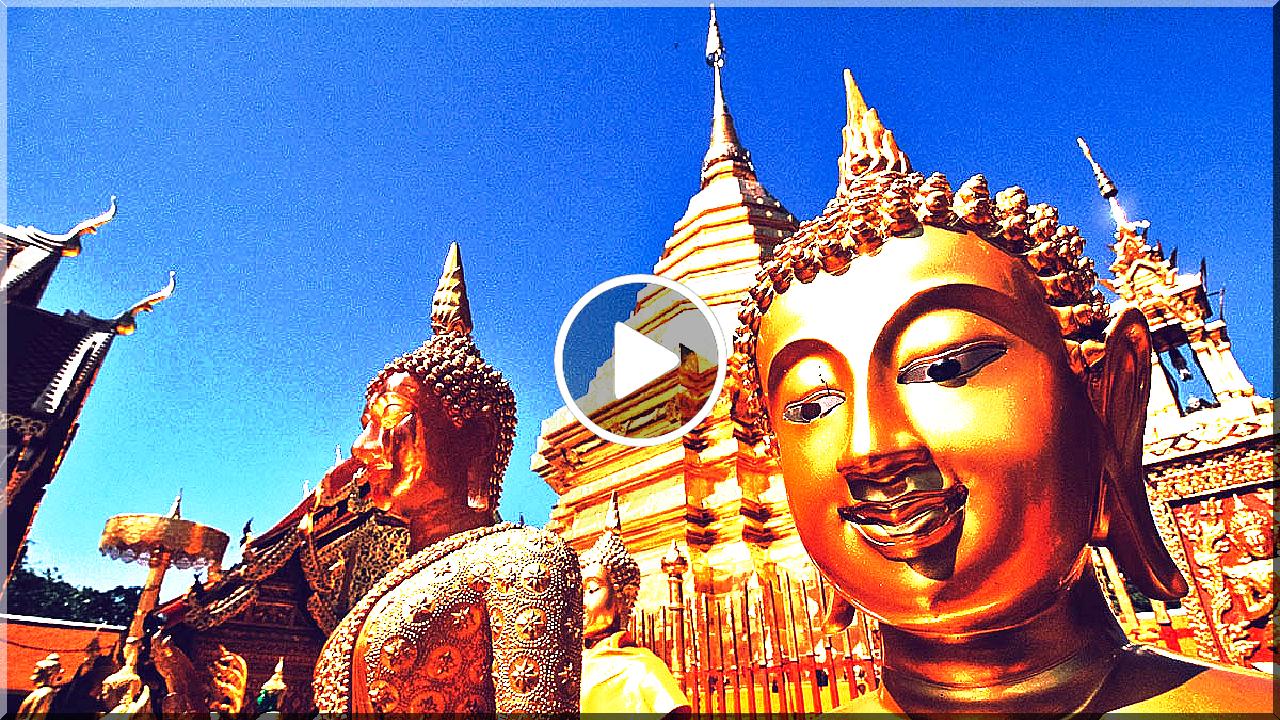 WAT PHRA THAT DOI SUTHEP (วัดพระธาตุดอยสุเทพ), Chiang Mai