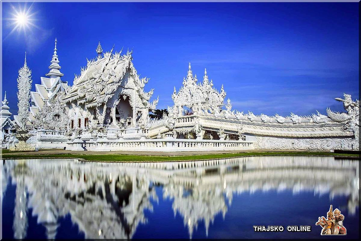 WAT RONG KHUN (วัดร่องขุ่น), Chiang Rai
