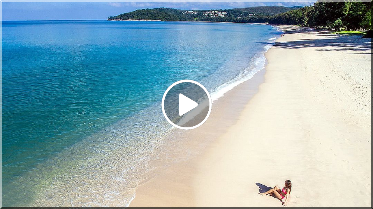 BANG TAO BEACH (หาดบางเทา), Phuket