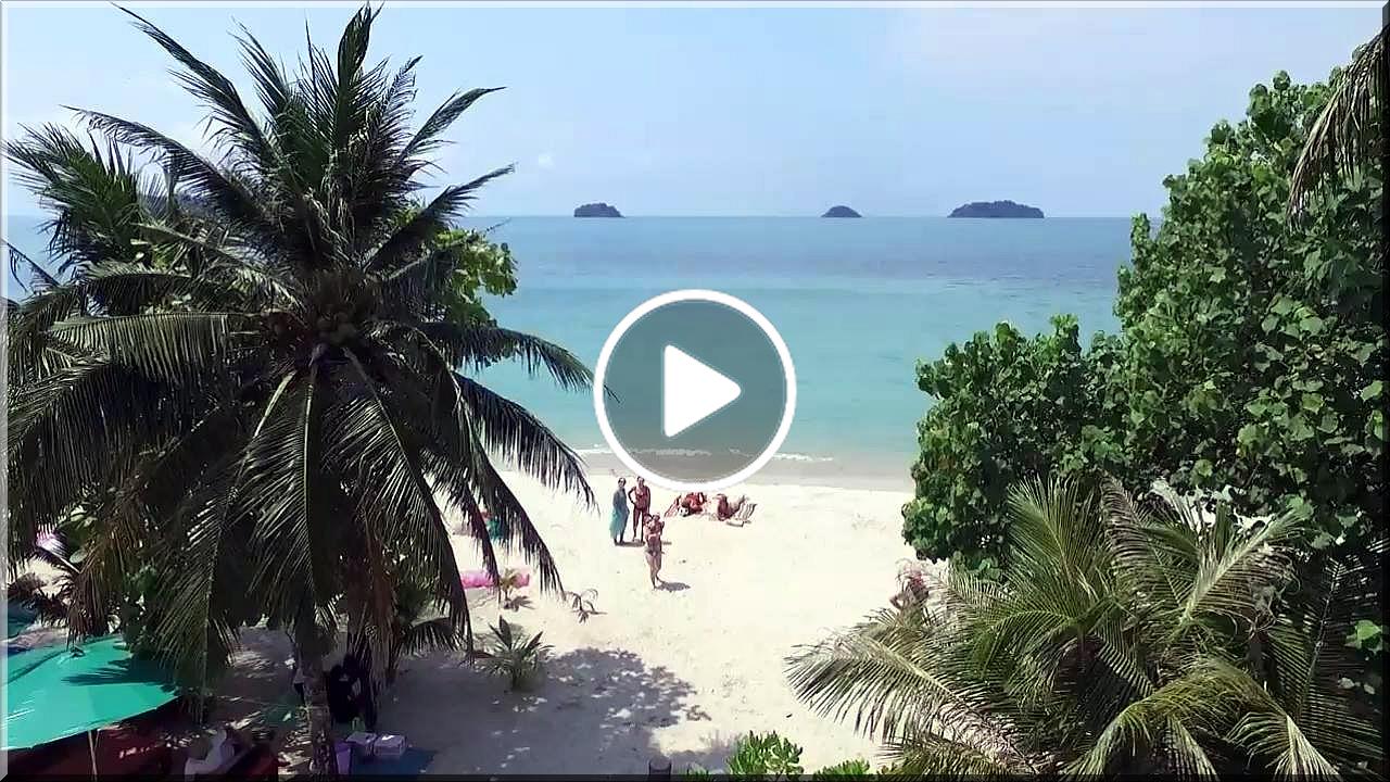 KO CHANG (เกาะช้าง) - Sloní ostrov