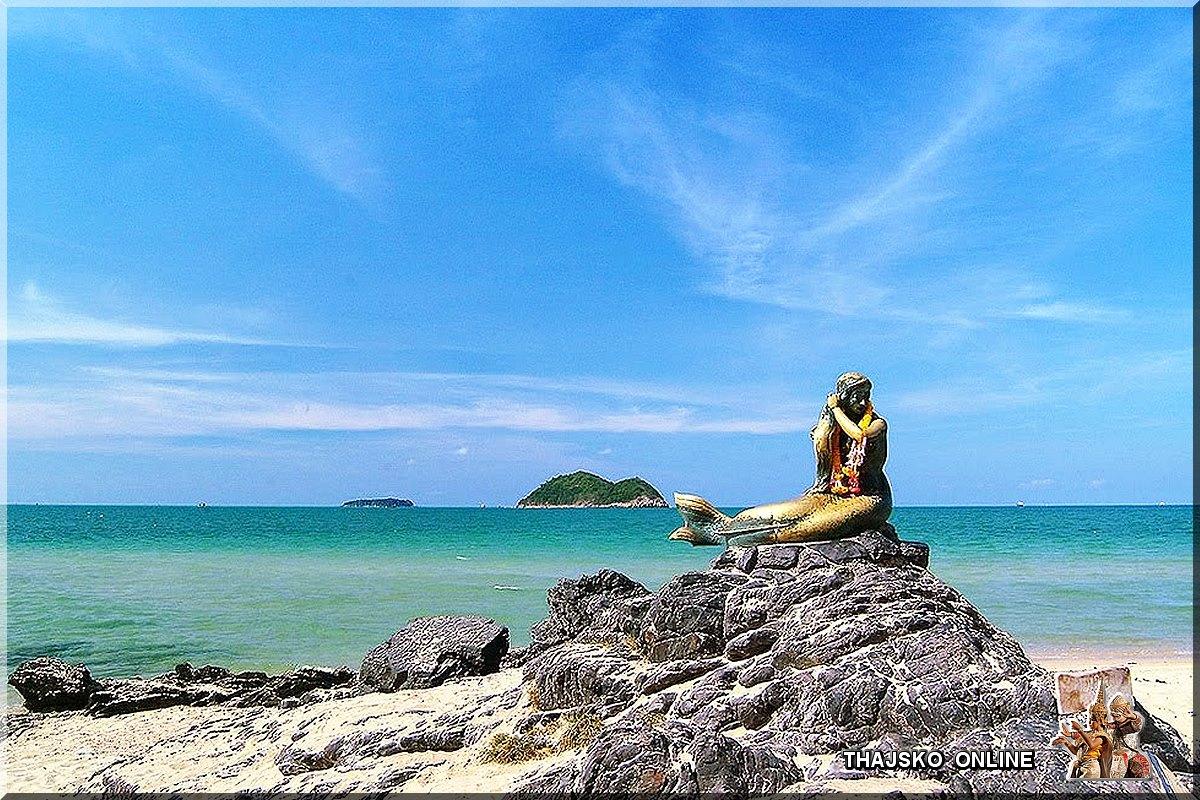 SAMILA BEACH (หาดสมิหลา), Songkhla